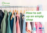 How to guides - How to set up an Empty Shop