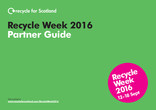 Recycle Week 2016 Partners Guide