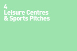 4. Leisure Centres & Sports Pitches - Context Specific Litter Materials