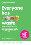 Recycle Week 2016 Food Waste Leaflet