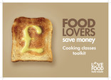 Love Food Hate Waste Cooking Classes - Toolkit