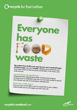 Recycle for Scotland local authority Everyone has Food Waste advertorial 1