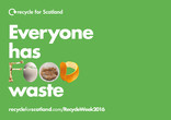 Recycle Week 2016 Digital Advert