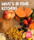 2. LFHW 'What's in Your Kitchen?' Recipe Collection- Social Media Posts