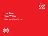 Love Food Hate Waste Presentation