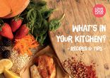1. LFHW 'What's in Your Kitchen?' Recipe Collection
