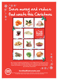 Love Food Hate Waste - Christmas Poster