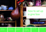 How to guide - How to set up a give box